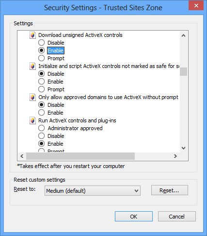 Download Can T Install Activex Control Free