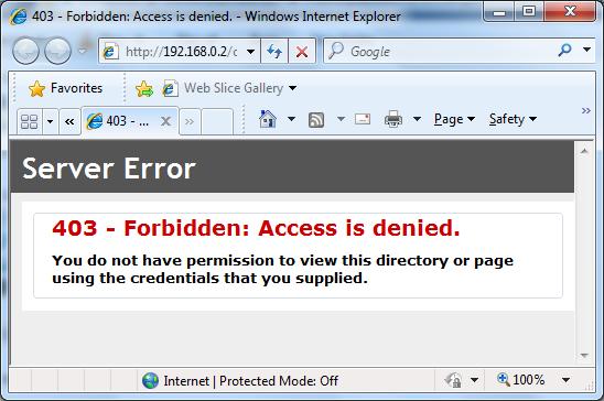 Solved Exchange 2010 Outlook Web Access Error 403
