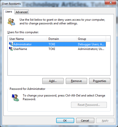 MSWindows7-AutoLogonDomain